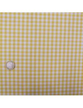 vichy jaune