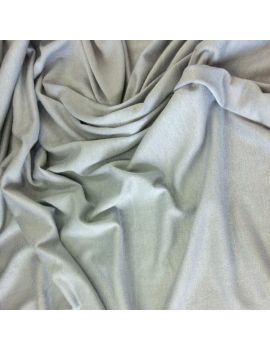 jersey viscose gris clair