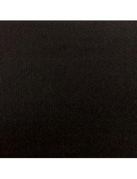Velours côte trés fine noir