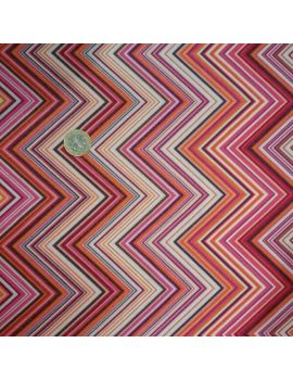 viscose aztec rose