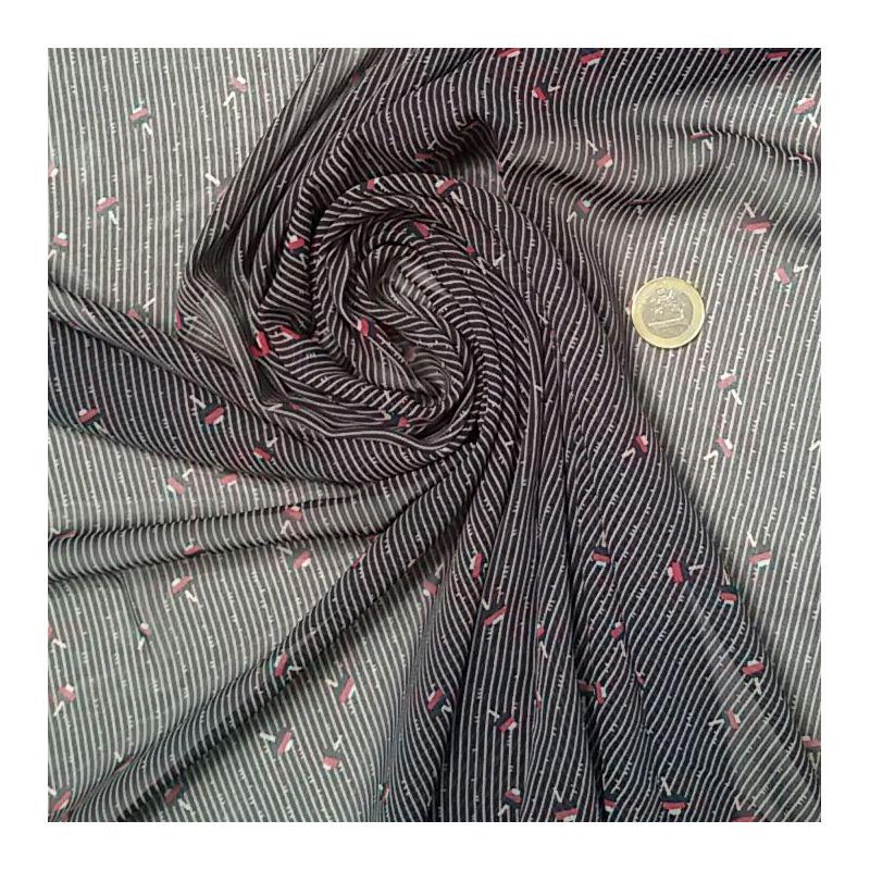 voile polyester marin tissu et mercerie madras coton jersey jeans fils. Black Bedroom Furniture Sets. Home Design Ideas