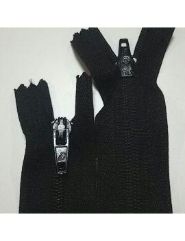 ZIP autobloquant 20cm noir