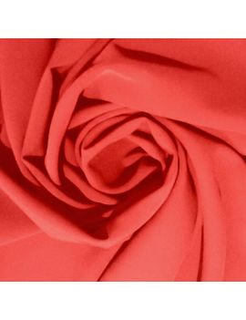 Polyviscose rouge