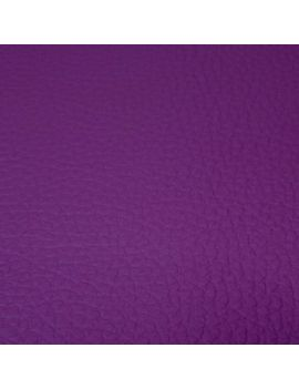 Simili cuir violet