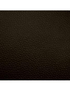 Simili cuir marron foncé