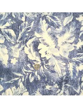 Jersey tropical bleu