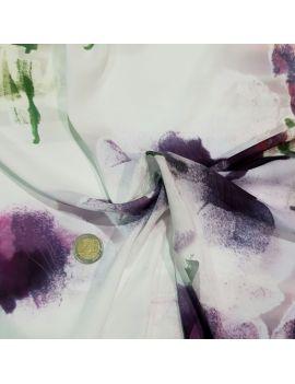 Crêpe polyester 3 numérique
