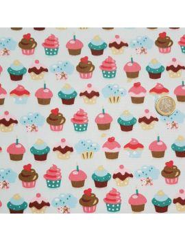 Popeline cupcake
