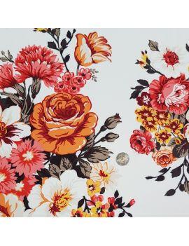 Viscose fleur 4