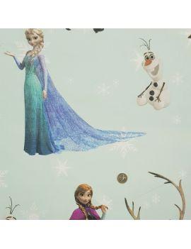 Disney Reine des neiges turquoise