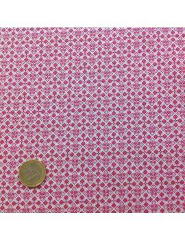 géométrique rose