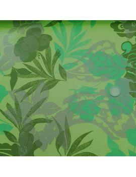 résille tropique vert