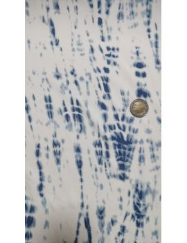 viscose 100% tie and dye