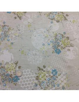 voile de coton gris clair romantique bis