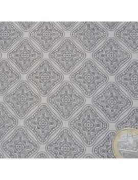 voile de coton mozaïque