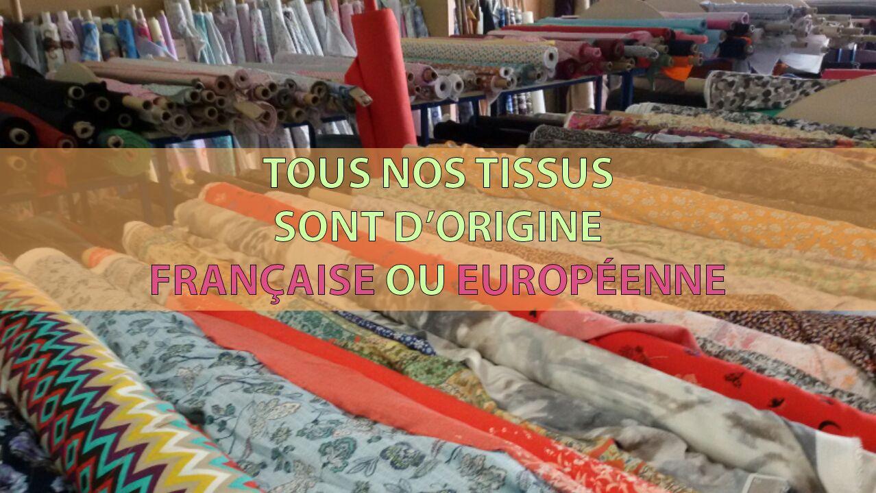 Tissu FR et EU